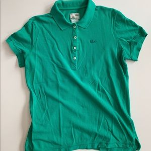 Women's Lacoste polo shirt